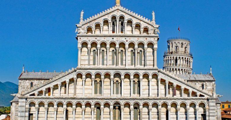 المعالم السياحية في بيزا متحف الكاتدرائية