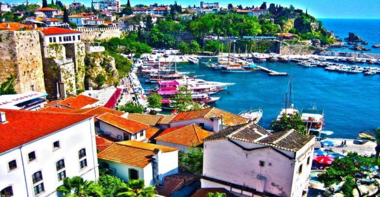 المعالم السياحية لمدينة أنطاليا في تركيا
