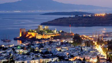 المعالم السياحية لمدينة بودروم في تركيا