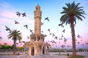 برج الساعة إزمير