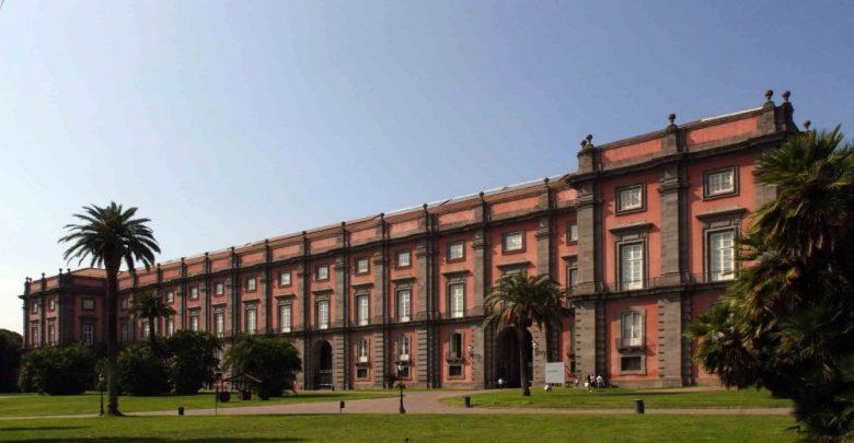 مدينة نابولي متحف كابدتموني