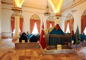مقابر عثمان الأول وأروهان