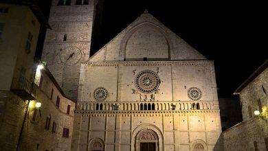 المعالم السياحية في مدينة إسيزي كاتدرائية سان روفينو