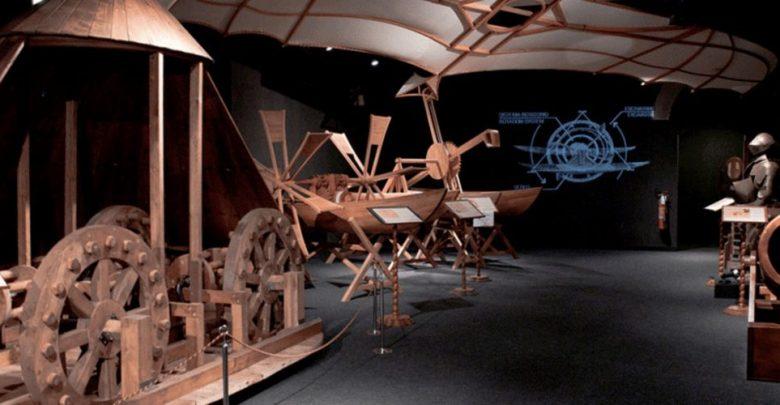 المعالم السياحية في مدينة ميلانو متحف ليوناردو دافنشي