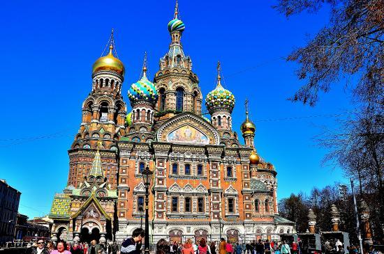 كنيسة تشيزا روسيا