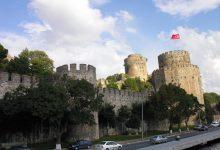 قلعة روملي في مدينة إسطنبول