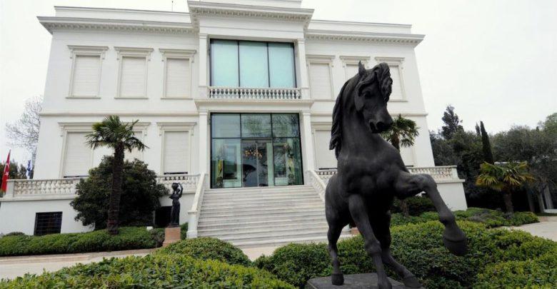 متحف سابانجي في إسطنبول