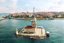 برج الفتاة في إسطنبول