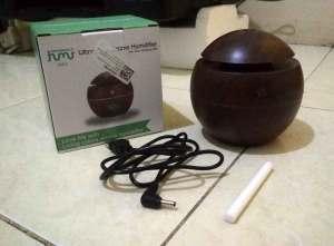 Tutorial Panduan Cara Mengisi Air Humidifier Taffware
