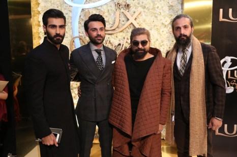 Hasnain Lehri, Omar Farooq, Ali Xeeshan