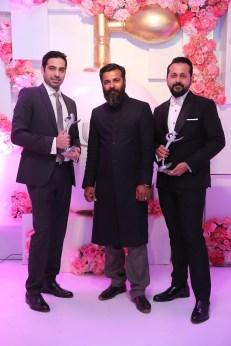 Nadir Feroz, Rizwan and Ismail Farid LSA2015