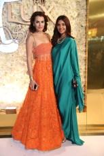 Nadia Hussain and Sunita Marshall