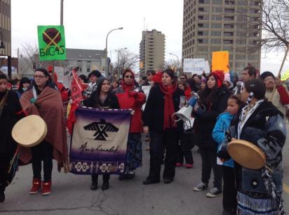 Idle No More London