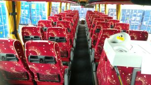 Exec Coach hire in Worthing, Chichester, Brighton and Hove