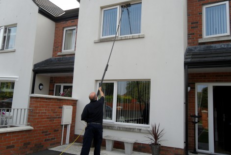pvc cleaning belfast