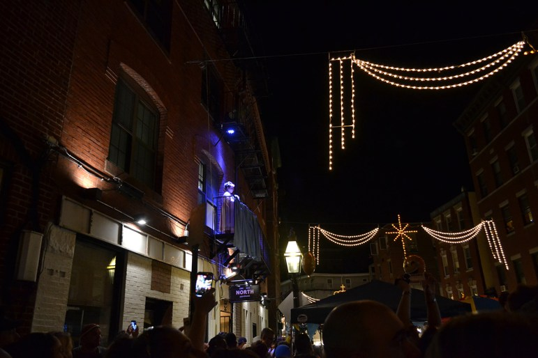 The Fisherman's Feast, The Flight of the Angel Celebration