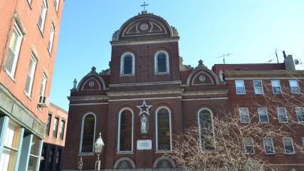 Sacred Heart Church, North Square