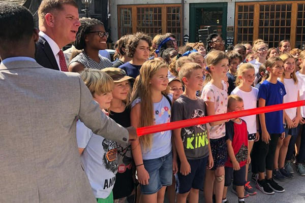 Ribbon Cutting at North Square, September 23rd, 2019!!