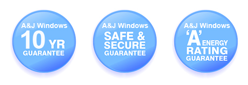 A and J Windows Moira UPVC Windows