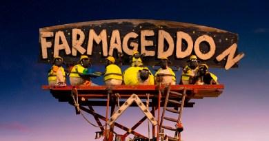 超級無敵羊咩咩大電影之天外飛咩, 天外飛咩電影, 電影, 影評, 評論, 推薦, 電影評價, 電影評論, 最新影評, 影評人, 默劇, 定格動畫 , 阿爽, Shaun the Sheep, A Shaun the Sheep Movie, Farmageddon, Aardman , movie review, stop-motion animation