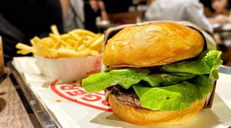 Burger Joys, 灣仔, 駱克道, 灣仔美食, 食乜好, 食評, 餐廳, 美食, 香港, 推介, 人氣漢堡店, 漢堡包, 薯條, 牛肉漢堡, 魚柳漢堡, 西餐, 美式漢堡, 美國菜, A姐M佬九大簋, 人氣之選