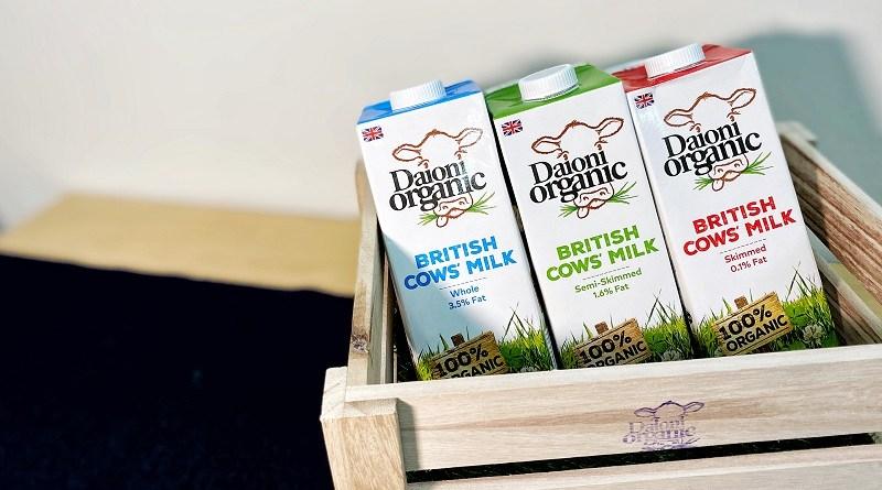 Daioni Organic, Daioni 綠牛牛, 英國牛奶, 英國有機牛奶, 有機全脂牛奶, 有機半脫脂牛奶, 有機全脫脂牛奶, 健康, 香蕉味, 朱古力味, 士多啤梨味, 有機咖啡, 濃縮咖啡, 健怡牛奶咖啡, 朱古力咖啡, 牛奶咖啡
