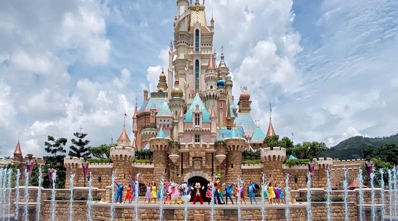 15周年, Disney, Disneyland, 城堡, 夢想所在奇妙15載, 奇妙夢想城堡, 攻略, 迪士尼, 迪士尼尋夢奇緣, 迪士尼樂園, 門票, 香港迪士尼樂園