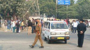 ASI Ramesh Family Narela Police Colony