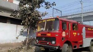 Jahagirpuri Udhyog Nagar Fire