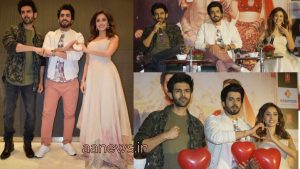"""Sonu Ke Titu Ki Sweety"" cast witnessed in New Delhi on special occasion of Valentine's Day!"