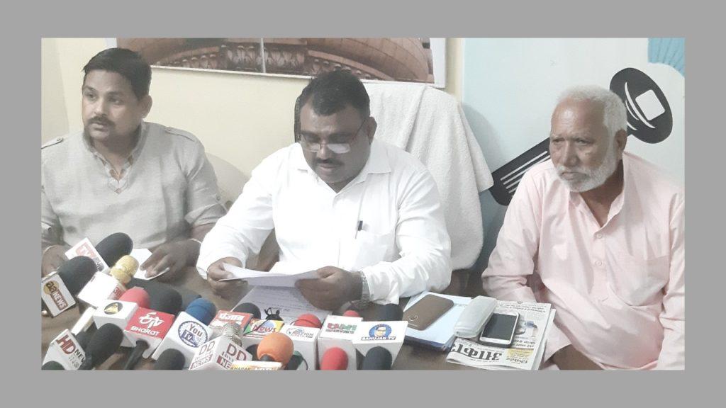 अरविंद केजरीवाल को करा दूंगा जेल :  रामवीर चौहान