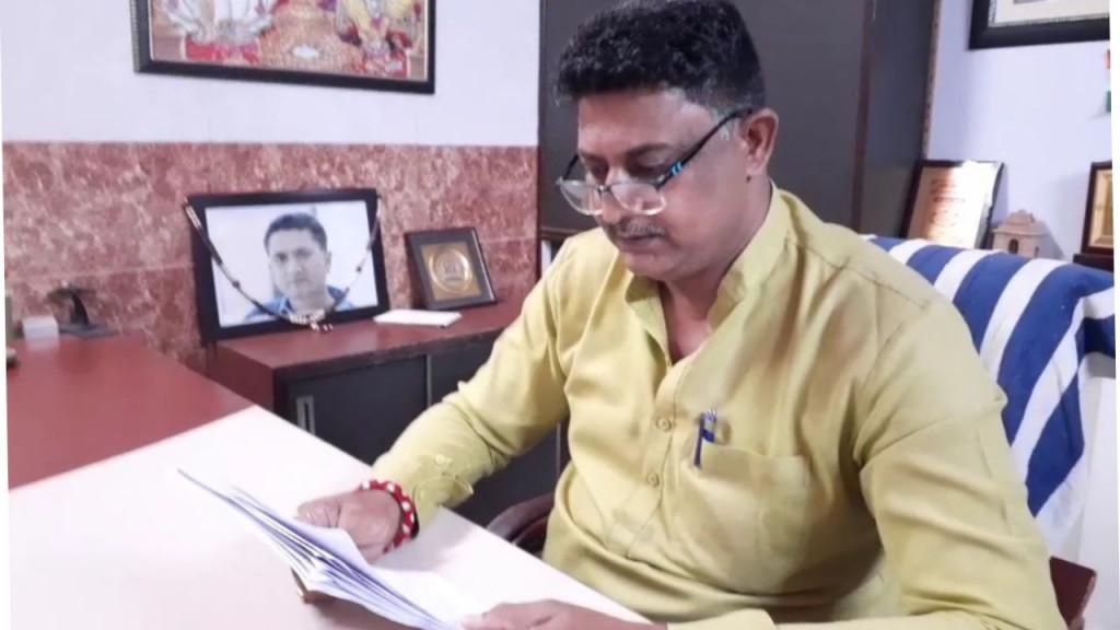 बुराड़ी में भाजपा ने दिल्ली सरकार पर लगाए भ्रष्टाचार के बड़े आरोप, सड़क निर्माण में रिश्तेदारों को लाभ पहुंचाने का आरोप