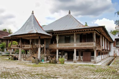 Gedong Dalem at Batu Brak village