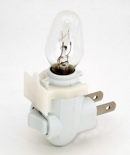 Manual switch (white pictured)