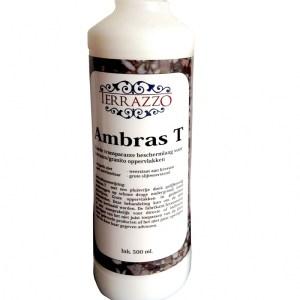 Ambras-T: Impregneermiddel voor beton en terrazzo