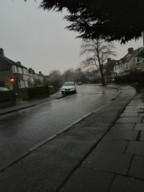 A wet day