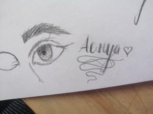 Aanya's Art Work