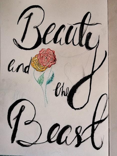 hand made beauty and beast