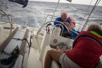 27 knots wind