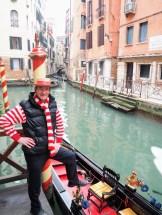 Gondola man, Fabio