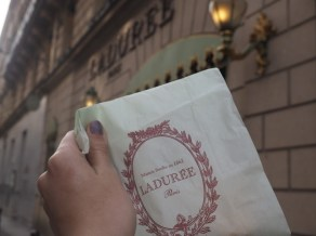 Original Laduree store