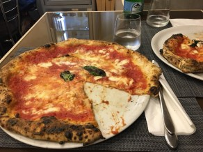 Pizza from Napoli