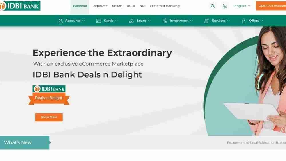 IDBI Bank Executive Exam Result 2021