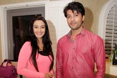 Anas Rashid and Rati Pandey