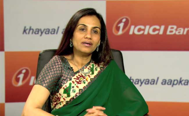 chanda kochhar salary