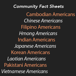 Community Fact Sheets