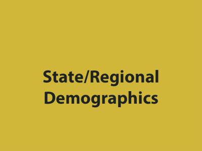 State / Regional Demographics