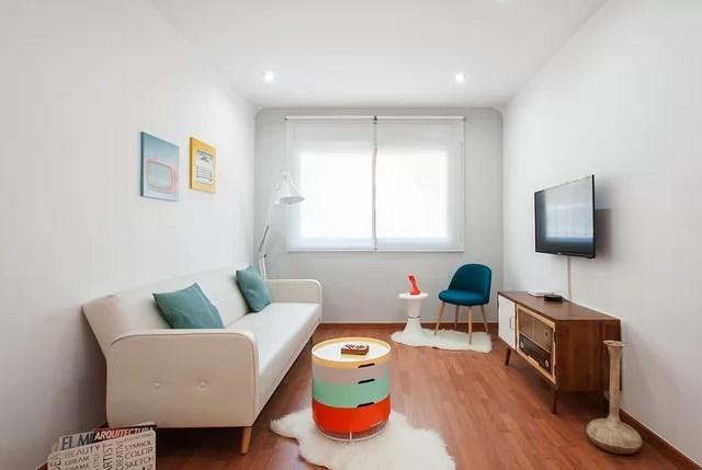 White Living Room 1