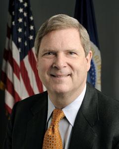 U.S. Sec. of Agriculture Tom Vilsack