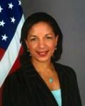 National Security Advisor Susan E. Rice.